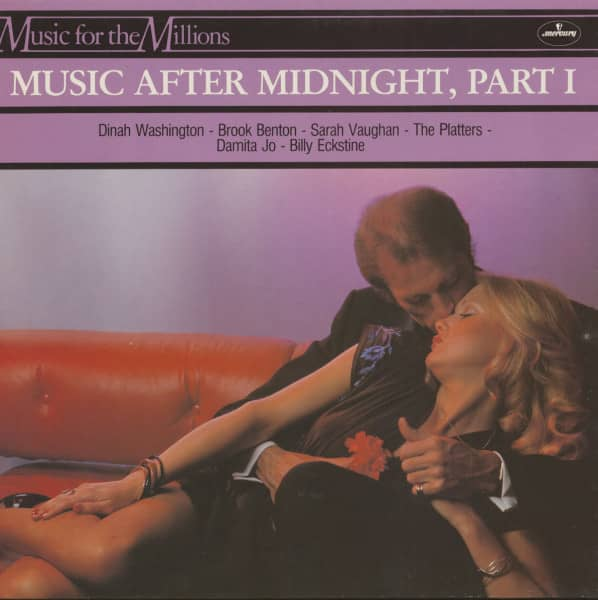 Music After Midnight, Part 1 - Music For Millions (LP)