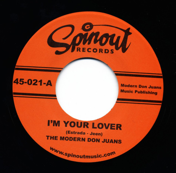 I'm Your Lover - Does It Matter 7inch, 45rpm