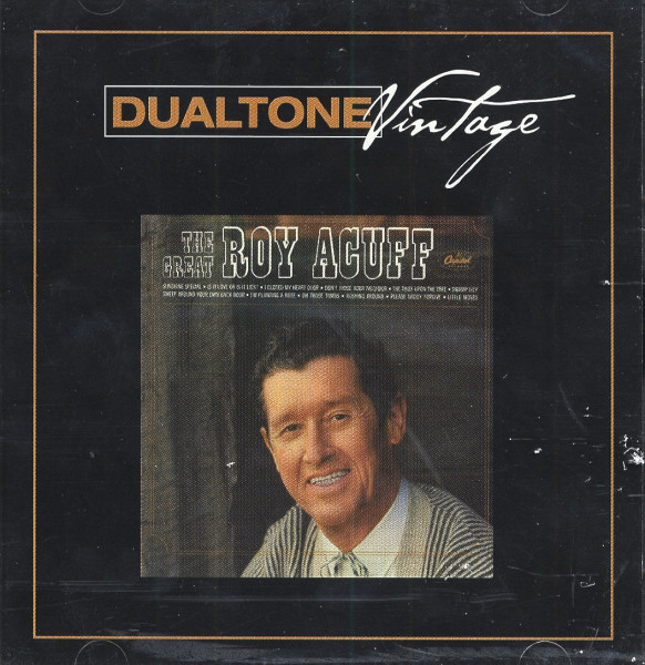 The Great Roy Acuff (1964)