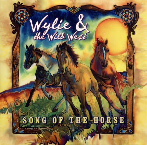 Song Of The Horse (CD)