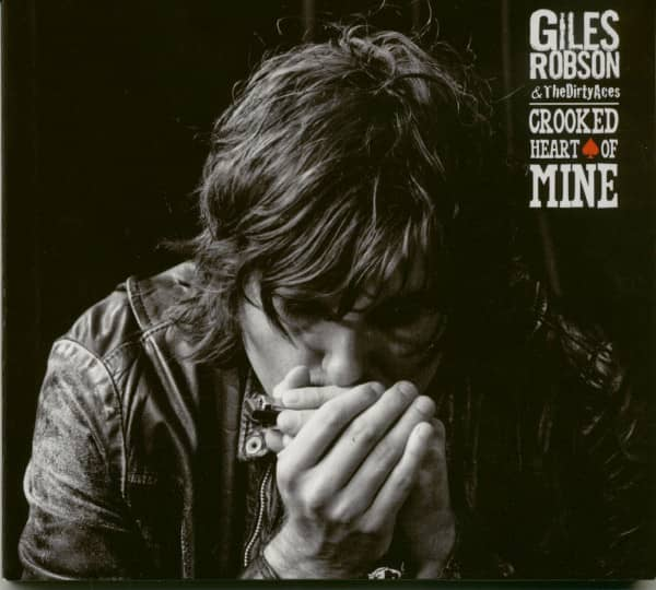 Crooked Heart Of Mine (CD)