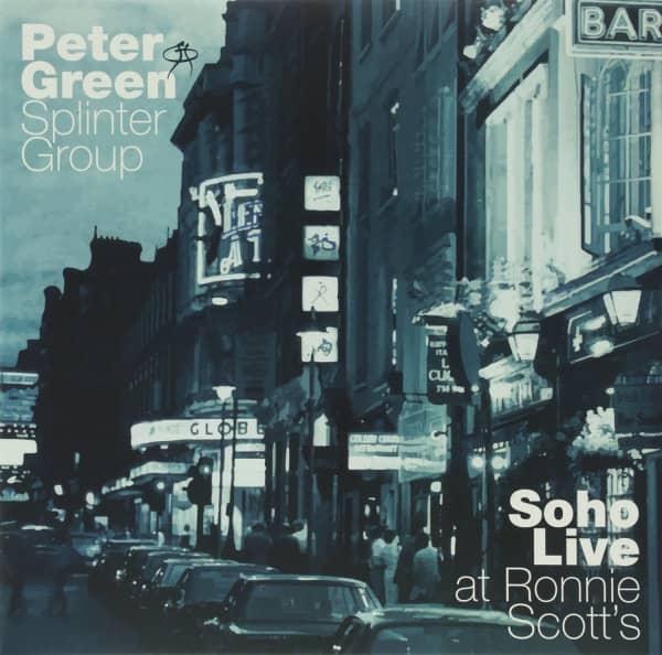 Soho - Live At Ronnie Scott's (2-LP)