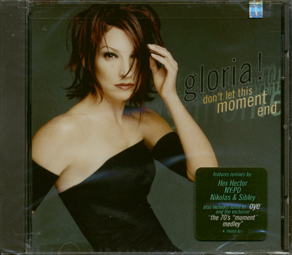 Don't Let This Moment (CD)