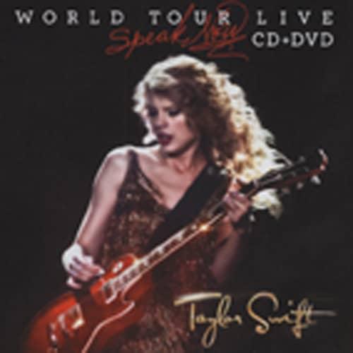 Speak Now - World Tour Live (CD&DVD) (2011)