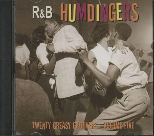 R&B Humdingers Vol.5 (CD)