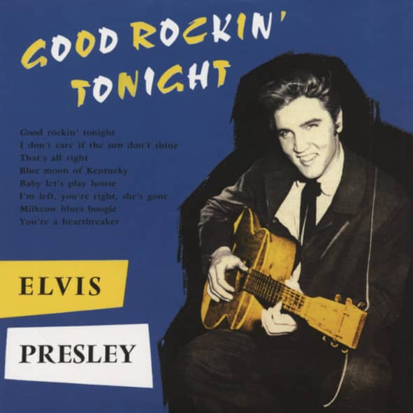 Good Rockin' Tonight (CD)