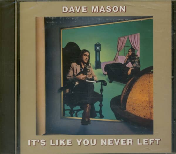 It's Like You Never Left (CD)