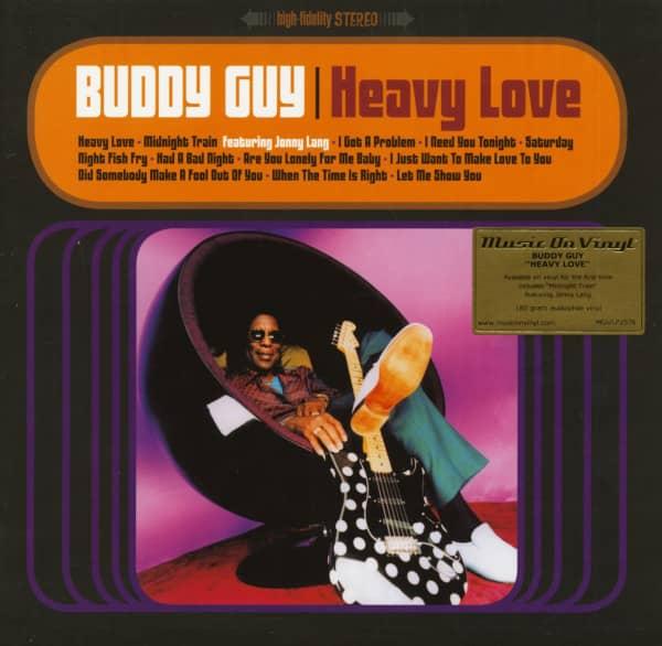 Heavy Love (2-LP, 180g Vinyl)