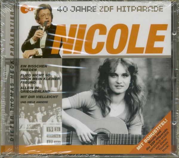 40 Jahre ZDF Hitparade Jubiläums Serie