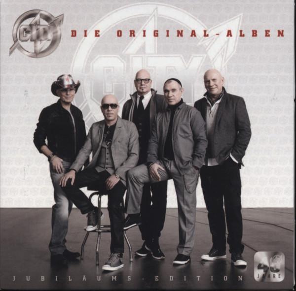 Die Original-Alben...plus (14-CD Box Ltd.)