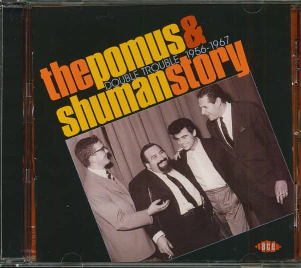 The Pomus & Shuman Story - Double Trouble 1956-1967 (CD)