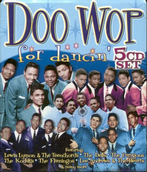 Doo Wop For Dancin' (5-CD Box)