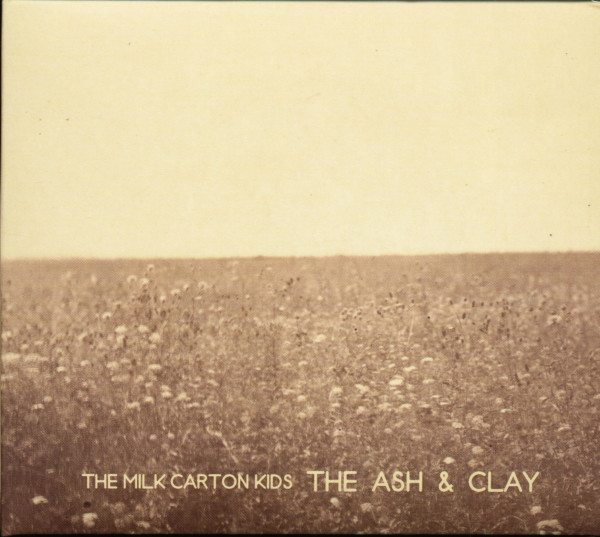 The Ash & Clay (CD)