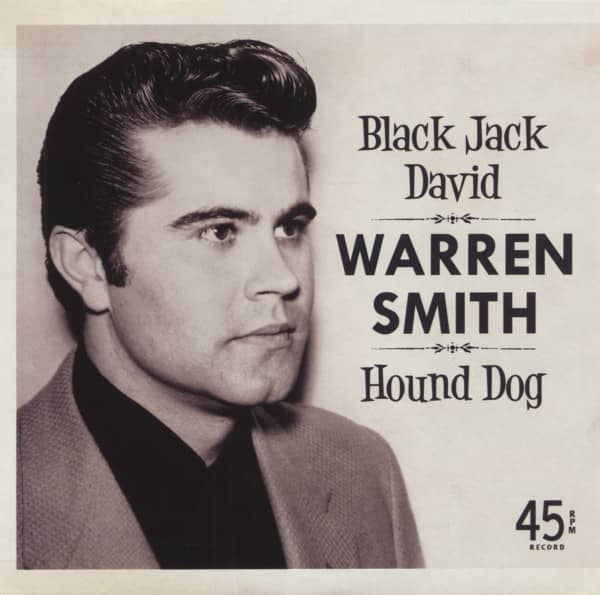 Black Jack David - Hound Dog (7inch, 45rpm, PS, Ltd.)