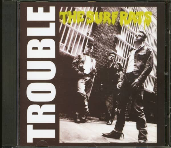 Trouble (CD)