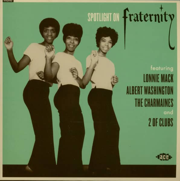 Spotlight On Fraternity (7inch, EP, 45rpm, PS, SC)