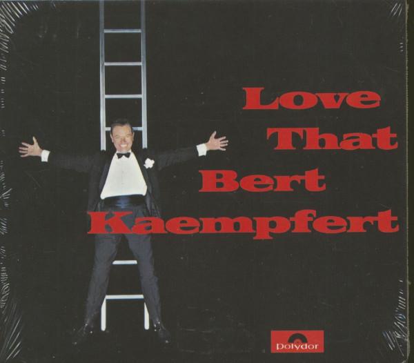 Love That Bert Kaempfert (1968) (CD)