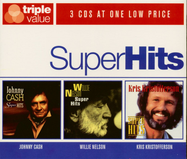 Super Hits (3-CD)
