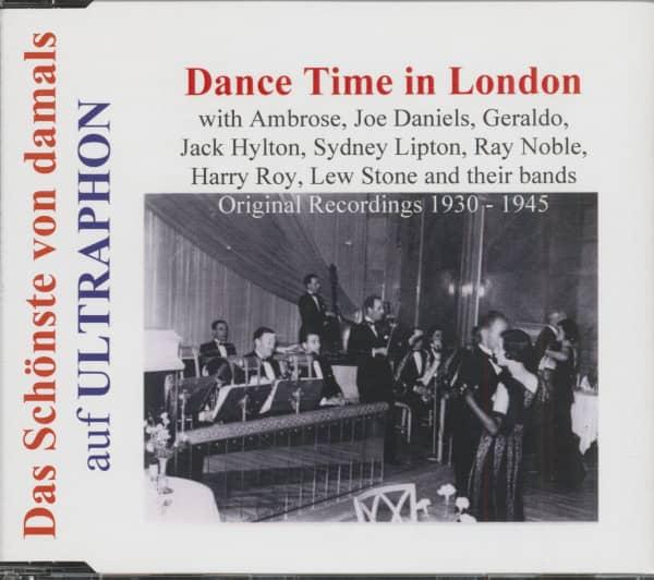 Dance Time In London - Das Schönste Von Damals (CD)