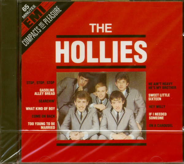 The Hollies - Compacts For Pleasure (CD)