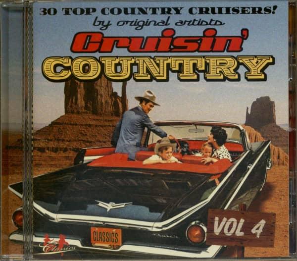 Cruisin' Country Vol.4 (CD)