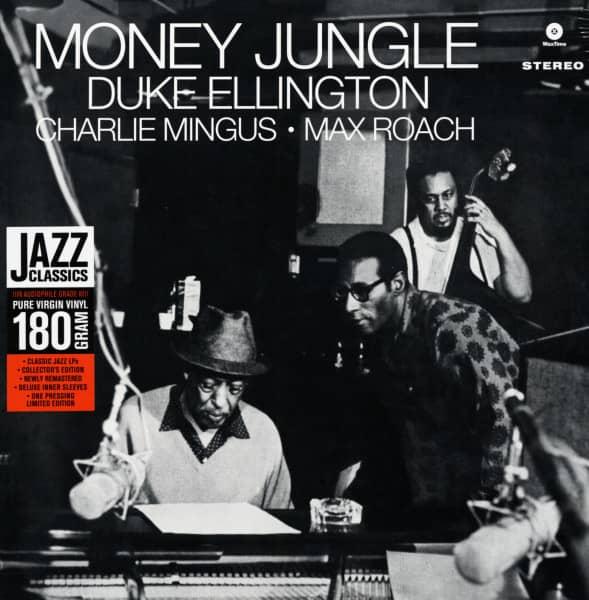 Money Jungle (1962) 180gr