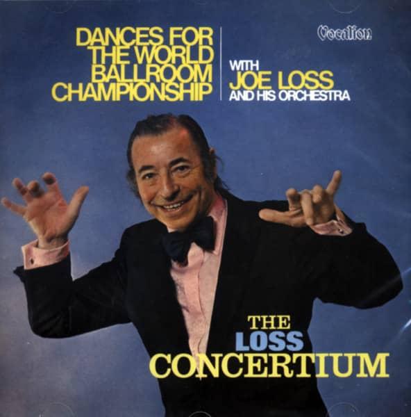 Dances For The World Ballroom Championship...