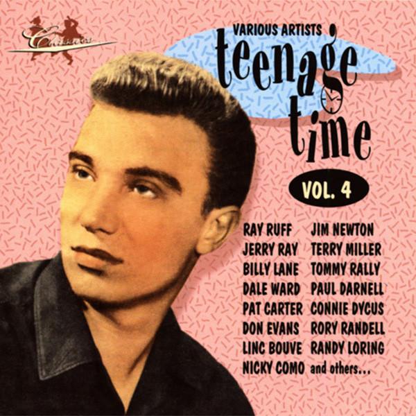 Teenage Time Vol.4 (CD)