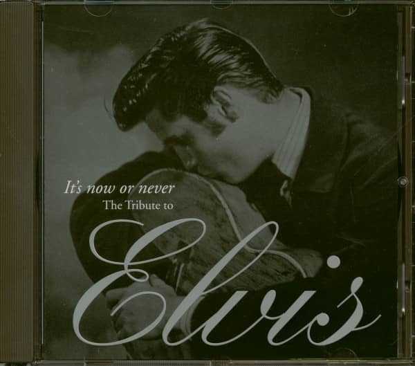 It's Now Or Never - The Tribute To Elvis (CD)