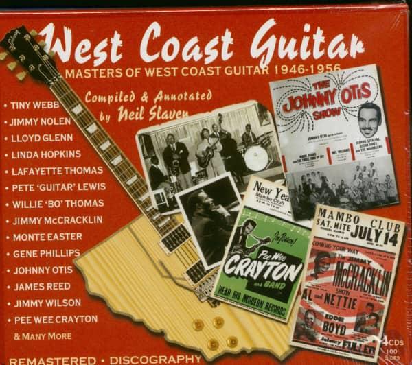 West Coast Guitar (4-CD)
