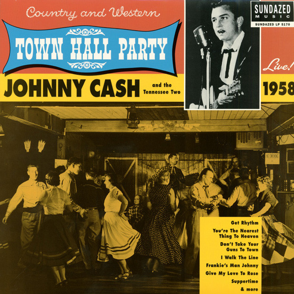 At Town Hall Party 1958 (180g)