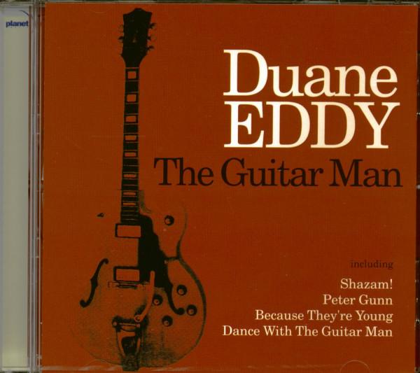 The Guitar Man (CD)