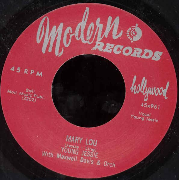 Mary Lou - Don't Think I Will 7inch, 45rpm