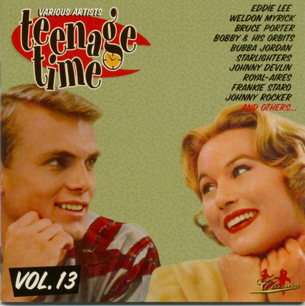 Teenage Time Vol.13