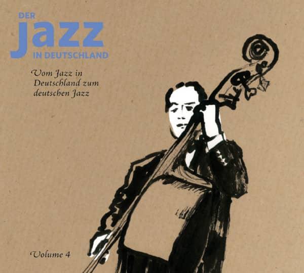 Jazz in Deutschland, Teil 4 (3-CD)
