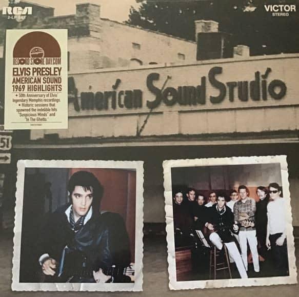 American Sound 1969 Highlights (2-LP, Ltd.)