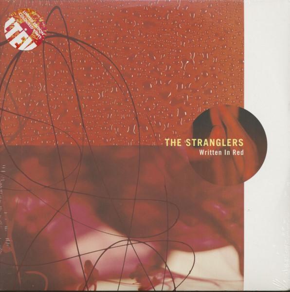 Written In Red (LP, 180g Vinyl)
