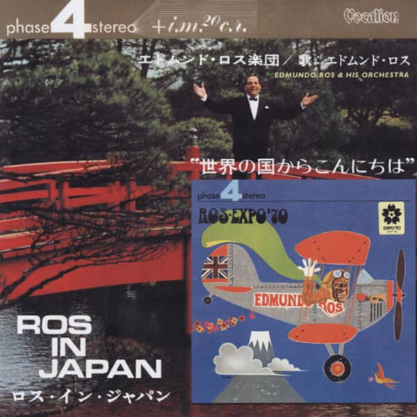Ros Expo '70 & Ros In Japan