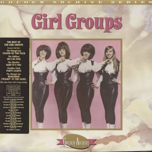Girl Groups - Golden Archive Series (LP)