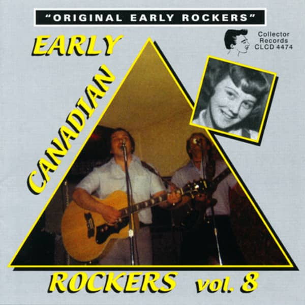 Vol.8, Early Canadian Rockers
