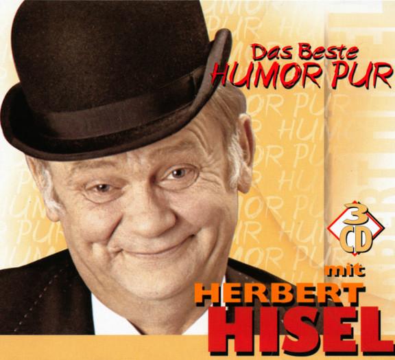 Das Beste...Humor pur mit Herbert Hisel 3-CD