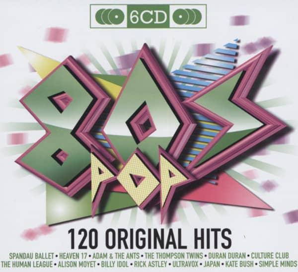 Original Hits - Eighties Pop (6-CD)
