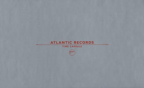 Atlantic Records - Time Capsule (9-CD&DVD)