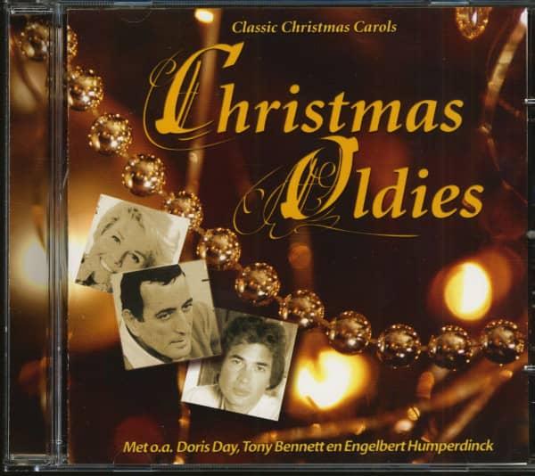 Christmas Oldies - Classic Christmas Carols (CD)