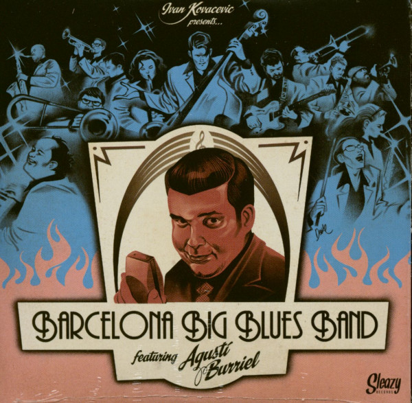 Barcelona Big Blues Band & Agusti Burriel