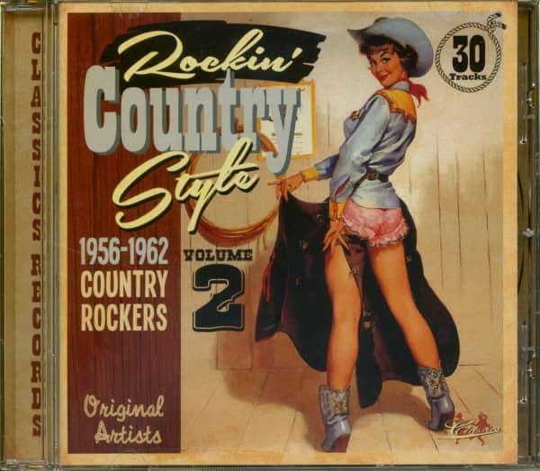 Rockin' Country Style Vol.2 (CD)