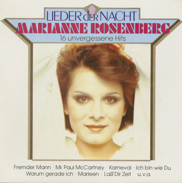 Lieder der Nacht - 16 unvergessene Hits (LP)