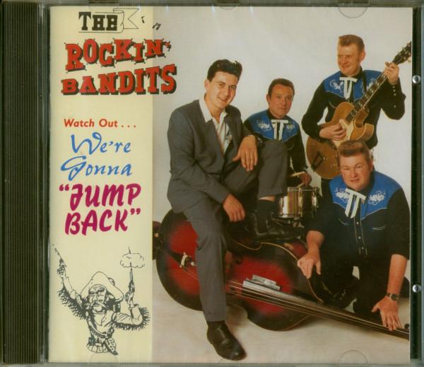We're Gonna Jump Back (CD)
