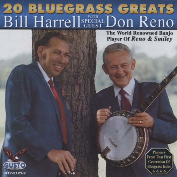 20 Bluegrass Greats