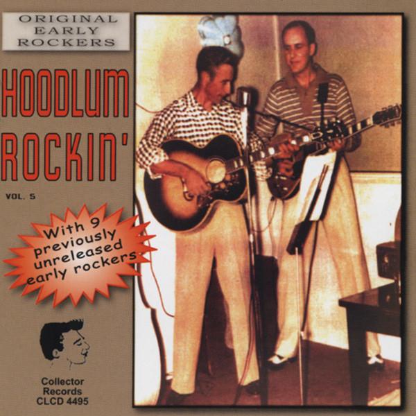 Vol.5, Rockabilly Hoodlums